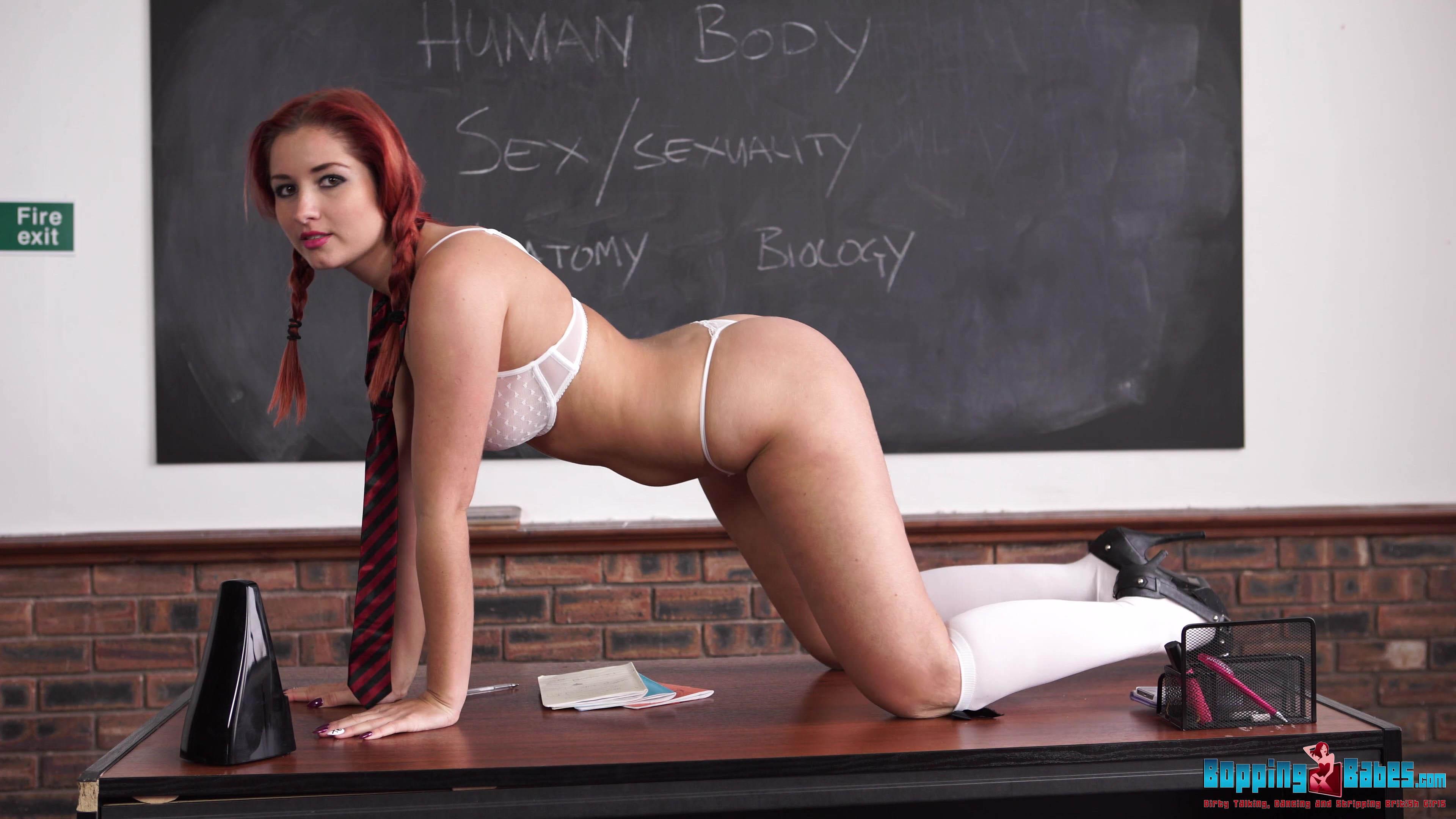 Harley G - College Anatomy - Free photos of stripping ...